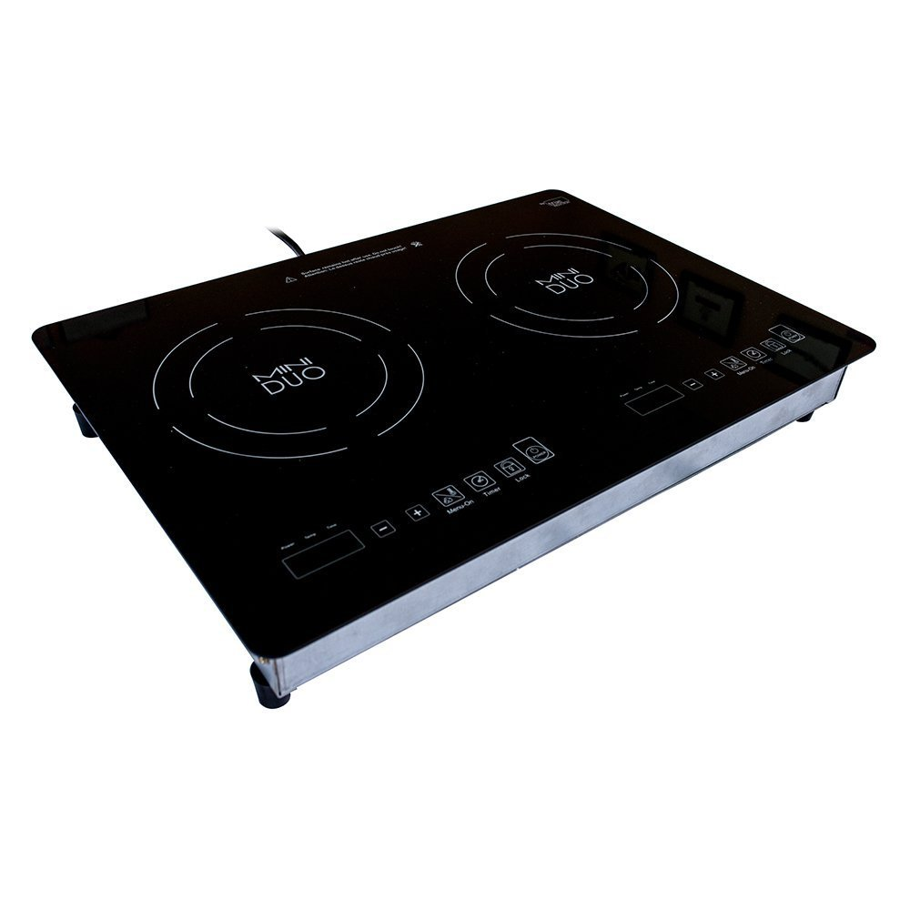 omega induction cooktop instruction manual