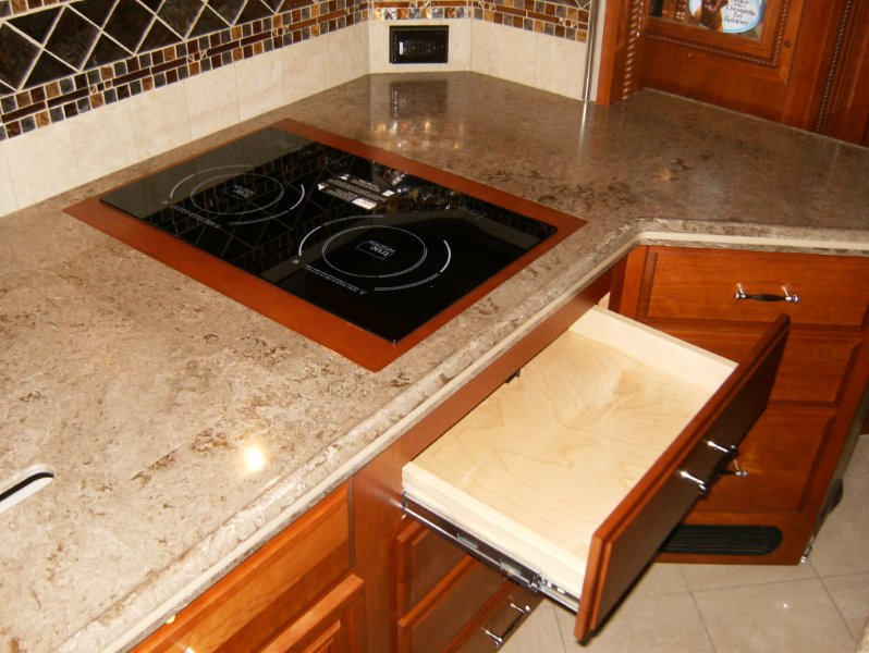 we are pleased to announce that crusing america rv service co offers custom of true induction cooktops below are some examples of their - Induction Cooktops