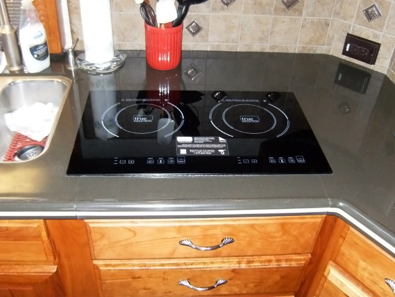 ... S2F3 Energy Efficient Double Burner Counter Inset Cooktop 1800W eBay