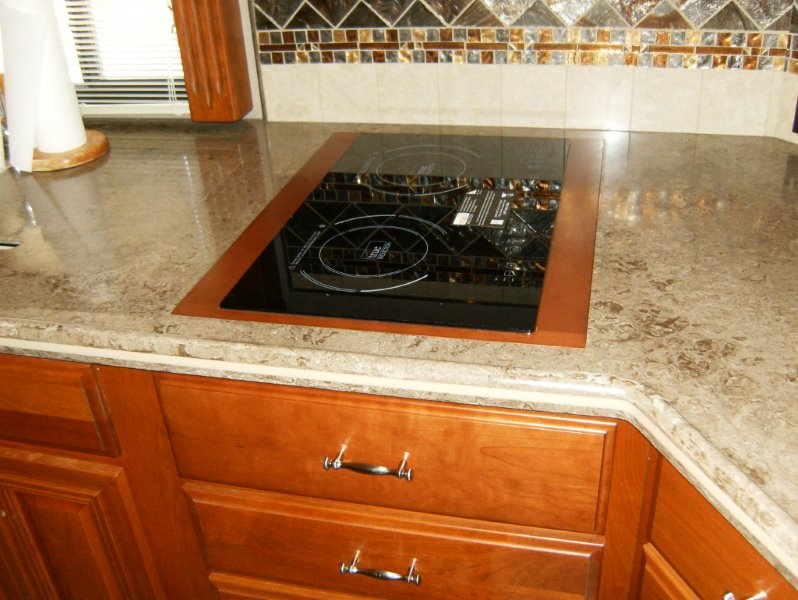 We Are Pleased To Announce That Crusing America Rv Service Co Offers Custom Installation Of True Induction Cooktops Below Some Examples Their