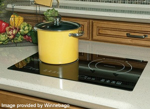 Induction Cooktops By True